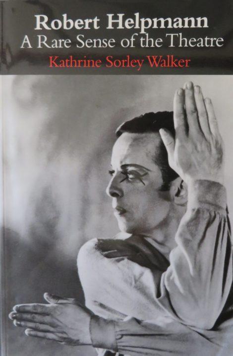 Helpmann book cover