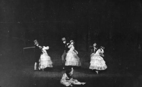 'Carnaval', Dandre-Levitoff Russian Ballet