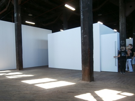 '13 Rooms', the space