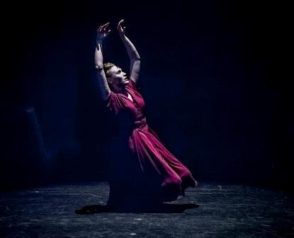 Elise May, 'R & J' Act III. Photo: Chris Herzfeld, Camlight Productions 2012 web