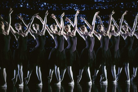 Artists of the Australian Ballet in Graeme Murphy's 'Swan Lake', ca. 2003