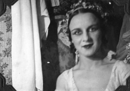 Lisa (Mitchell?). Photo: Personal archive of Anna Northcote, private collection