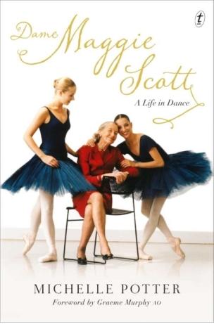 Dame Maggie Scott cover
