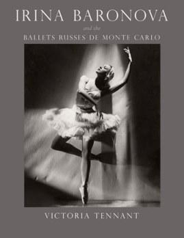 Irina Baronova/ Victoria Tennant cover