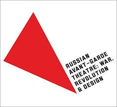 'Russian avant-garde theatre' cover
