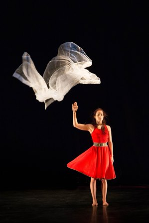 'Rotunda', the New Zealand Dance Company, 2015. Photo: Celia Walmsley