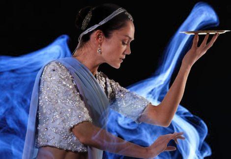Liz Lea in 'The Incense'. Photo: Lara Platman