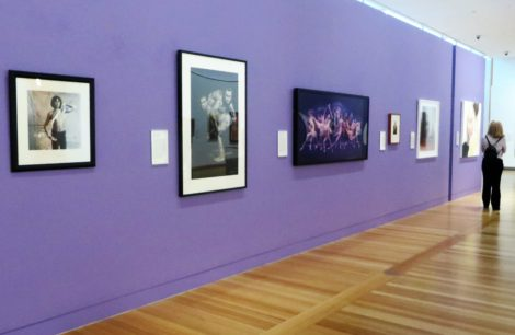 National Portrait Gallery performing arts images