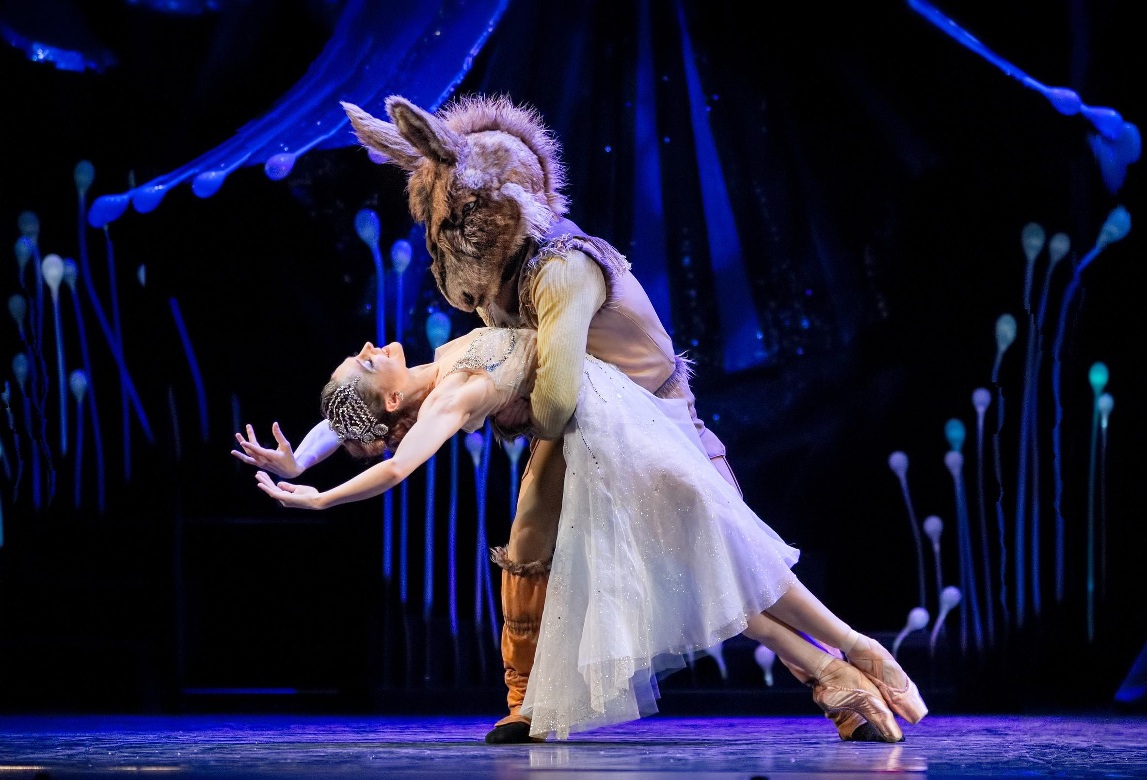 A Midsummer Nights Dream Royal New Zealand Ballet