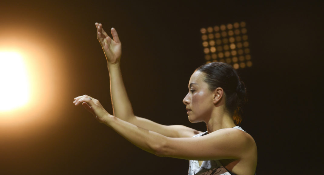 Kristina Chan in 'Champions'. Photo: © Heidrun Lohr