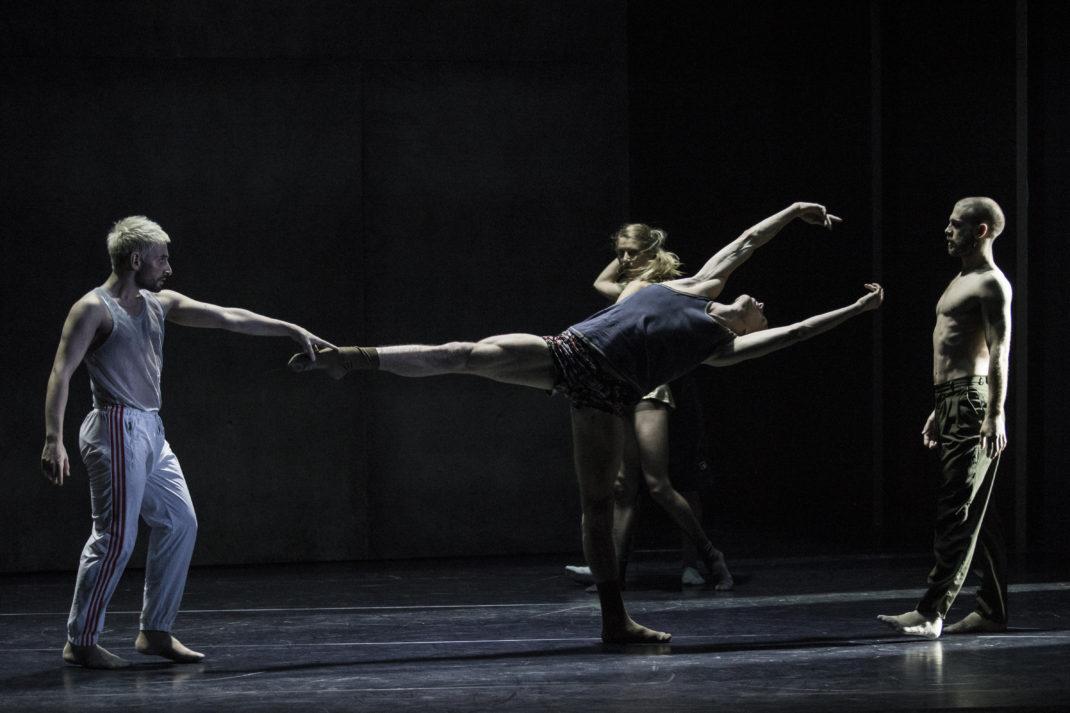 Scene from 'Ocho', Sydney Dance Company, 2017. Photo: © Pedro Greig