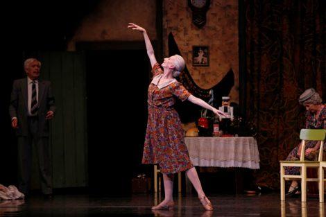 Chrissa Keramidas as Clara the Elder in Graeme Murphy's 'Nutcracker'. The Australian Ballet 2017. Photo: ©Jeff Busby
