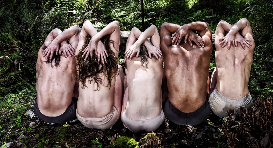 'The Beginning Of Nature.' Australian Dance Theatre. Photo: Chris Herzfeld, Camlight Productions