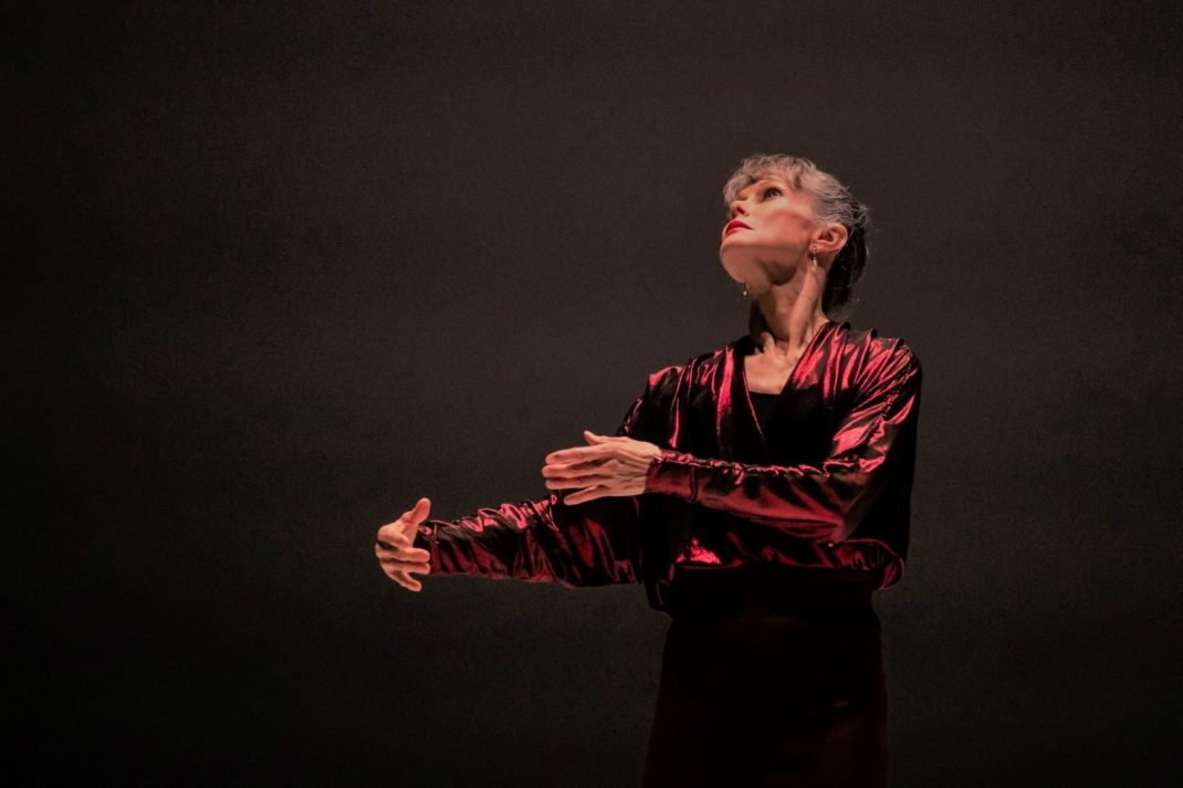Sheree da Costa in Us 50, Sydney Dance Company 2019. Photo: Pedro Greig