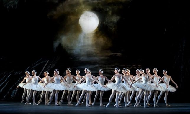 Swan Lake. Artists of the Royal Ballet. © ROH, 2018. Photo: Bill Cooper