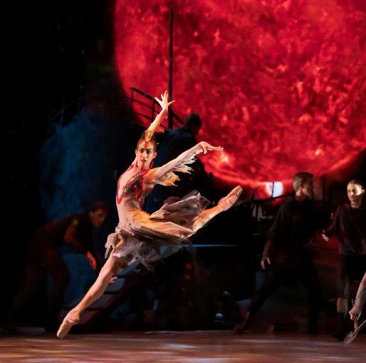 The Firebird, Royal New Zealand Ballet, 2021. Photo: © Stephen A'Court